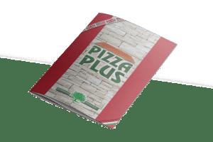 PIZZA Plus download the pdf english menu